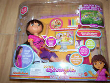 Dora The Explorer Girls Dora Links Doll Computer Online Game New