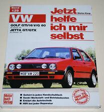Reparaturanleitung VW Golf 2 / II GTI / 16 V / G60 mit 1,8 liter (107 - 160 PS)