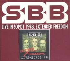 2CD SBB Live in Sopot 1978. Extended Freedom