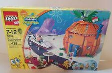 LEGO 3834 SpongeBob SquarePants Good Neighbors at Bikini Bottom NEW