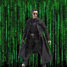 "1/6 Matrix Diorama 15""x15"" - Ideal for Neo Keanu Reeves Custom Red Hot"
