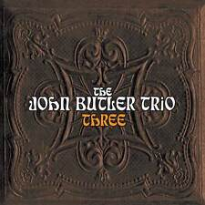 JOHN BUTLER TRIO - THREE - CD NUOVO 2001