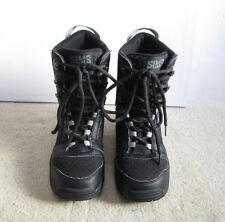 Sims Caliber Kids Snowboard Boots Size Us 5