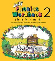 Jolly Phonics Workbooks, set of 1-7: Jolly Phonics Workbook 2: in Precursive