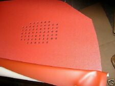 1970 - 1981 TRANS AM CAMARO DELUXE REAR DASH PACKAGE TRAY - FIRETHORN RED MESH
