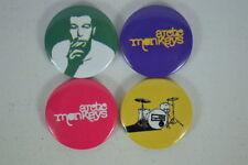 Arctic Monkeys Badges/Pins Music Memorabilia