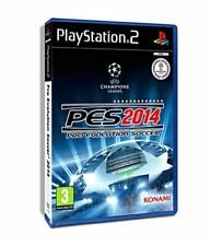 Pro Evolution Soccer PES 2014 PS2 GREEK ITALY