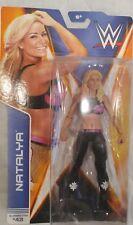 Natalya Wwe Mattel Basic 42 Series Diva Wrestling Figure Total Divas New!
