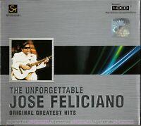 JOSE FELICIANO The Unforgettable SINGAPORE 24BIT CD +BIO LYRIC BOOKLET FREE SHIP