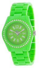 Edc esprit señora reloj pulsera discoteca glam-Waterfall Green ee900172006