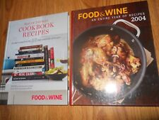 Food & Wine 2004 + Food & Wine Best Recipes Hc