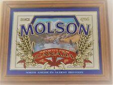 The Geese - MOLSON Mirror Sign
