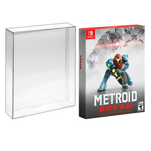 Protector Case For Metroid Dread Special Edition