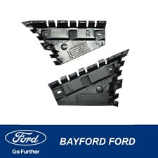 GENUINE FORD FALCON BA BF FRONT BUMPER SLIDE BRACKETS (PAIR)