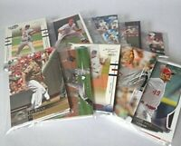 MLB Baseball Cards Party Favors -10 Sets of 10 Baseball Cards in Gift Box