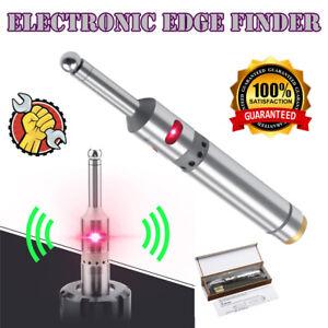 LED Beep 160mm Precision Probe Electronic Edge Finder CNC Lathe Milling Tool UK