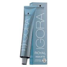 Schwarzkopf Igora Royal High Lift Permanent Hair Colour 60ml