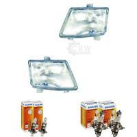 Phare avant Set Mercedes Vito Classe V W638 96-03 H4+H1 Incl. Lampes 1366932