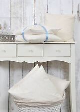 Patternless Modern 100% Cotton Decorative Cushions