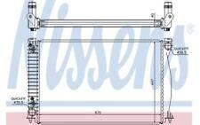 NISSENS Radiador, refrigeración del motor AUDI A6 60328