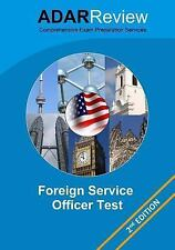 Foreign Service Officer Test (FSOT) 2013 Edition : Complete Study Guide to...