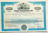 Stifel Nicolaus issued stock certificate
