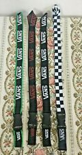 Vans Lanyards Detachable Keychain ID Badge Phone Holder 4 Colors Available