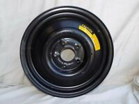 """Spare Tire Wheel 17"""" Rim Corvette C4 OEM 14076999"""