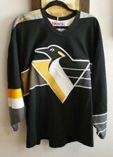 Vintage Pittsburgh Penguins Robo Penguin Sweater/Jersey Ccm Xl