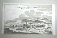 Ay - Kupferstich 17.Jahrhundert