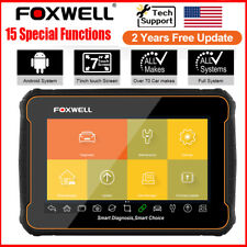 Foxwell GT60 Full System 15 Reset Functions OBD2 Automotive Diagnostic Scanner