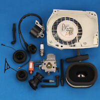 Recoil Starter Carburetor kit for Stihl 064 066 MS640 650 660 Chainsaw#C3A-S31