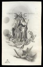 santino-holy card ediz. AR n.1541 VIRGO POTENS