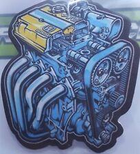 JDM HONDA B16B B16A B18C B20V Black Ice Fragrance AIR FRESHENER CIVIC INTEGRA