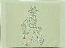 Bravestarr  Original Production Art Animation Drawing Sketch (20-46)