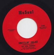The SOUL RUNNERS * 1966 R&B MOD JAZZ BOGALOO 45 * Listen!