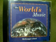McDougal Littell The World's Music (24 Songs CD)