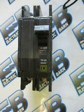 Square D QOU240, 40 Amp, 240 Volt, 2 Pole, Series 3, Circuit Breaker- WARRANTY