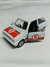 "Corgi Austin Mini Metro ""5"" White Made in Great Britain Doors Open"