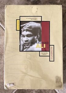 New Muhammad Ali: The Boxing Series Silk Road Gifts Authentic Plaque Collectible