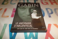 DVD -  LE JARDINIER D ARGENTEUIL  / JEAN GABIN  / DVD