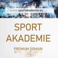 sportakademie.eu Domain für Sport Akademie Sportakademie Sportschule Sportverein