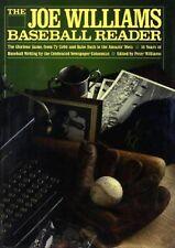 Joe Williams Baseball Reader - HC w/DJ 1st PRINT 1989
