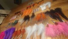 saltwater fly fishing flies large lot 63 count.  below wholesale. Made usa