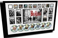 THE BEATLES SIGNED LIMITED EDITION FRAMED MEMORABILIA