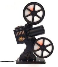 New LED Halloween Animated Vintage Movie Projector Light & Sound Effects