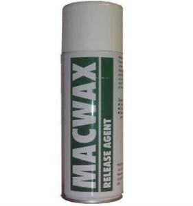 MACWAX ( Wax Based ) Spray Mould Release Spray 400ml