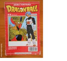 DRAGON BALL Nº 180 SERIE ROJA Nº 27 - TORIYAMA - PLANETA - LEER DESCRIPCION (GE)