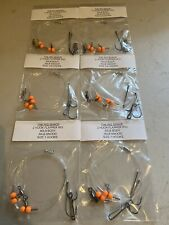 6 QUALITY BARREL SWIVELS FROM THE RIG SHACK 1//0 1 2 4 SIZES 8