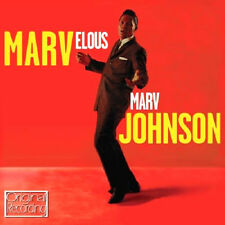 MARV JOHNSON ~ MARVELOUS AND MORE MARV JOHNSON 2 NEW AND SEALED CD's